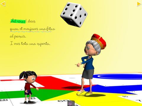 Ebook infantil interactivo en valenciano